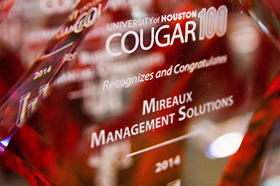 Cougar 100 Award - Mireaux Management Solutions
