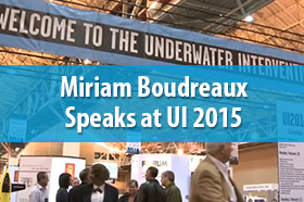 Miriam speaks at UI 2015