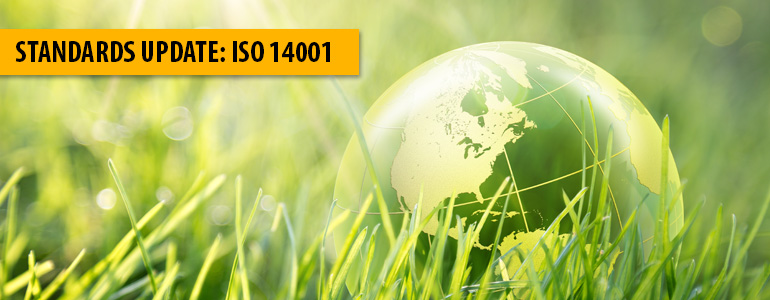 ISO 14001 Revision UPDATE