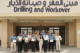 Mireaux Provides API Q2 Training to Saudi Aramco Team