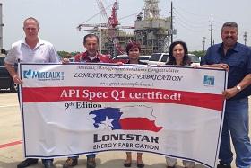 API Spec Q1 Certified