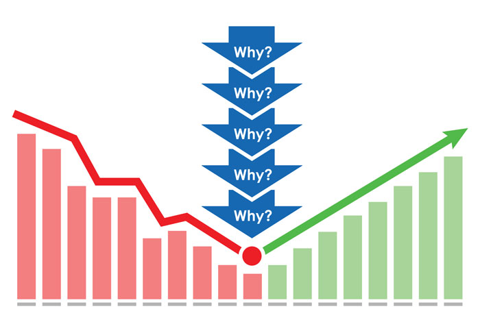 Mireaux's training teaches you the 5 Whys methodology in Root Cause Analysis & Corrective Action.